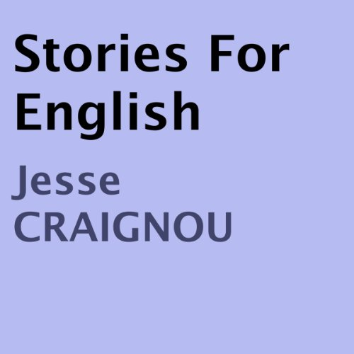 Stories for English audiobook cover art