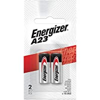 2-Pack Energizer 12V Alkaline Camera Battery
