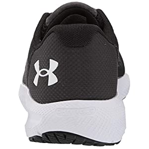 Under Armour Women's Charged Pursuit 2 Special Edition, Black (002)/White, 9 M US