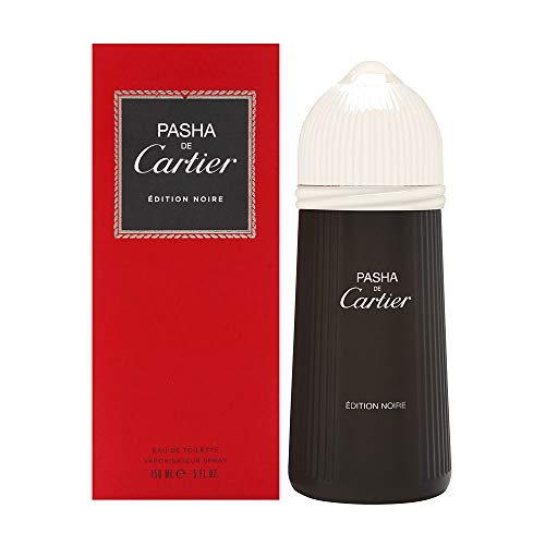 Cartier Pasha Edition Noire Eau de Toilette Spray for Men 150 ml