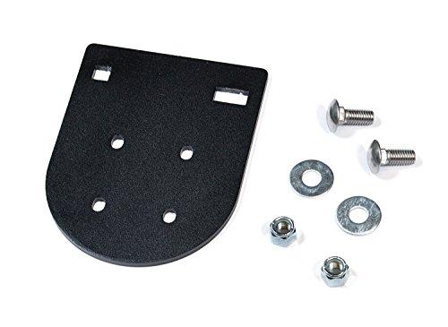 TeraFlex 4838255 JK Adaptador Rotopax con bisagras HD, 1 paquete