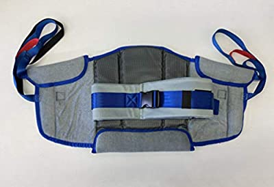 Patient Aid Sit to Stand Padded Patient Lift Sling, Stand Assist Sling, Size (Small), Ideal for Small Adults