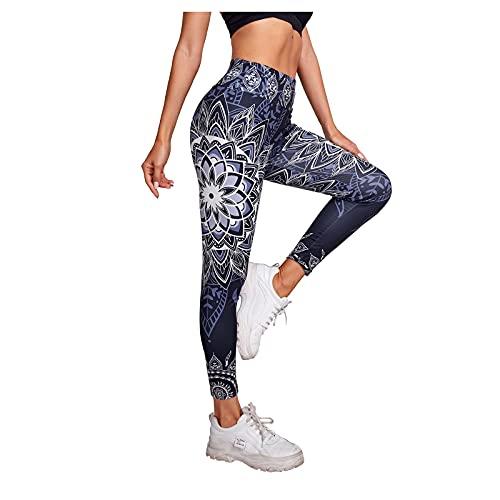 ZZRINIMD Frauen Yogahosen Leggings Nahtlose Stricken Hohe Taille Eng Anliegende Hip Lift Motion Leggings Lässige Wanderhosen Fitness Yogahosen Gym Sporthosen Jogginghose für Alltag und Sport