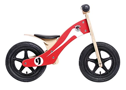 Bici Aprendizaje Rebel Kidz Wood Air Madera, 12,