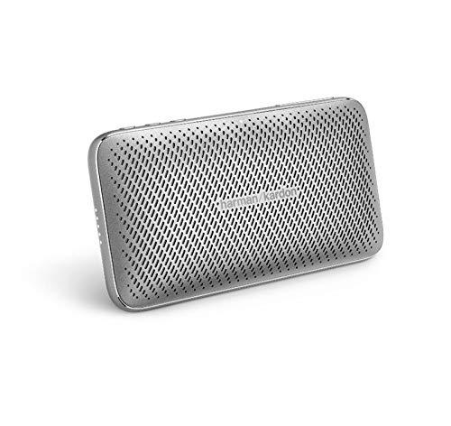 Harman Kardon Esquire Mini 2 - Altavoz portátil con Bluetooth, color plateado