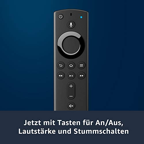 Fire TV Stick 4K Ultra HD mit Alexa-Sprachfernbedienung - 4