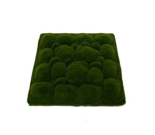 Plancha artificial Musgo piedra 35x35 CM