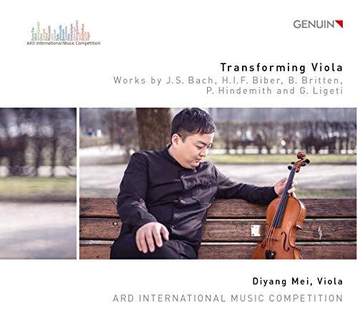 Transforming Viola. Oeuvres et transcriptions pour alto. Mei