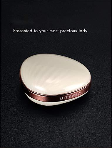 SICILY Mini Portable Miroir De Maquillage Lampe De Table Rechargeable Avec Puissance Mobile Lumière D'appoint LED Lumière De Beauté Miroir De Toilette,C