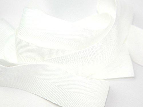 20/mm reliure Prym Biais en organza Blanc/ /par 2/m sans Minerva Crafts Craft Guide