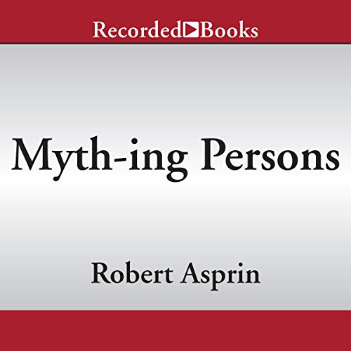 Myth-ing Persons Audiobook By Robert Asprin cover art