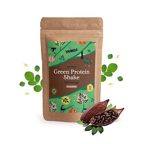 Proteïne Shake Chocolade 100% Vegan met Moringa, 1kg