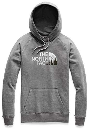 The North Face Americana Tri-Blend, felpa con cappuccio da donna - grigio - XL