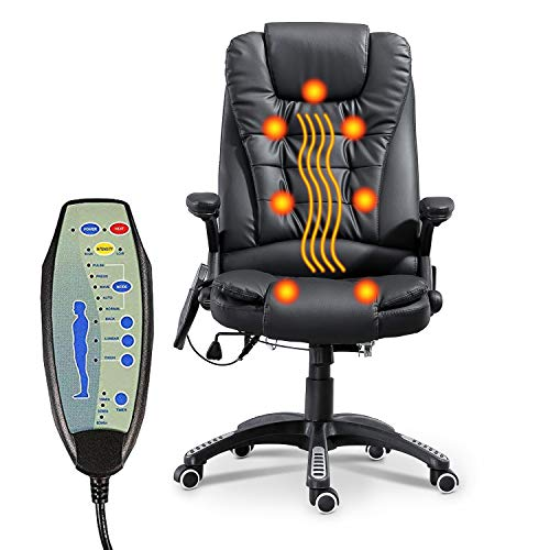 Our #3 Pick is the Windaze Massaging Office Chair