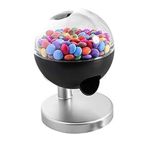Global Gizmos 53950 Dispensador de Caramelos con activación táctil, Funcionamiento con Pilas