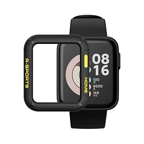 Funda para Xiaomi Mi Watch Lite Funda protectora de carcasa Correa Correa Cargador de pulsera para reloj Xiaomi