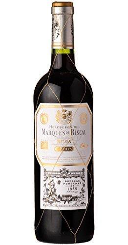 Marqués de Riscal Reserva - 37,5 Cl.