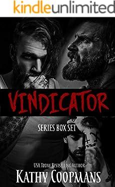 The Vindicator Boxset (The Vindicator Series)