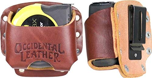 Occidental Leather 5046 Clip-On Lg. Tape Holster
