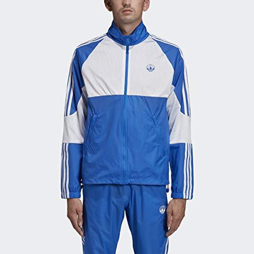 adidas Men's Oyster Holding Track Jacket Blue ED6871