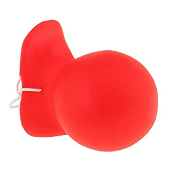 dailymall Honk Red Clown Circus Nose Plastic Circus Pennywise Novelty Joke