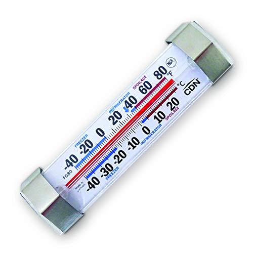 CDN Kühlschrank-/ Gefrierschrank-Thermometer, -40 bis 27°C