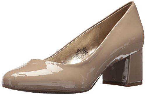 Bandolino Footwear Women's Oria Pump, Cafe Latte, 10.5