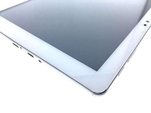 Insignia Flex 10.1' Android Tablet 32GB Wi-Fi White/Silver NS-P10A6100