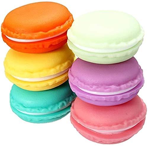 Aestm Kleine ronde pillendoos pillendoos mini tablettendoos, draagbaar, klein pillendoosje tablettenbox pillendoosje…