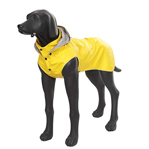 Rukka Haustiermantel, Gelb, Größe L