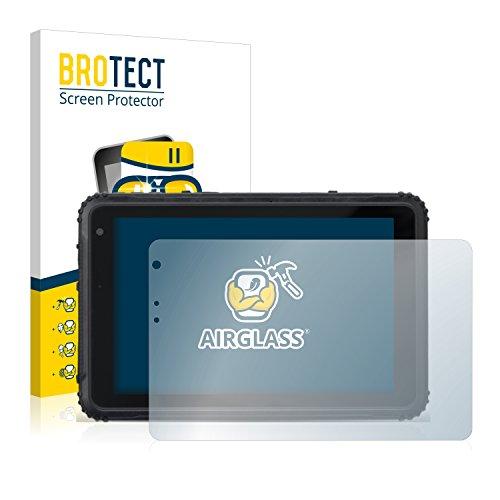 BROTECT Panzerglas Schutzfolie kompatibel mit Caterpillar Cat T20 - AirGlass, extrem Kratzfest, Anti-Fingerprint, Ultra-transparent