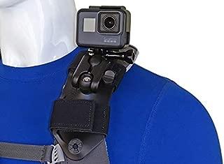 Stuntman アクションカメラ用パックマウント 肩ストラップマウント