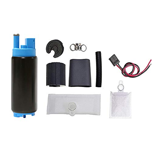 A ABIGAIL GSS342 255 LPH High Flow Electric Intank Fuel Pump with Installation...