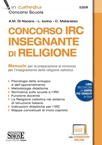Concorso IRC Insegnante di Religione