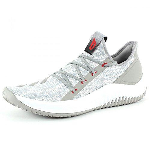 Adidas Dame D.O.L.L.A, Zapatillas de Deporte Hombre, Gris (Grpulg/Grpumg/Escarl 000), 43 1/3 EU