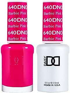 DND Gel Set (DND 640 Barbie Pink)