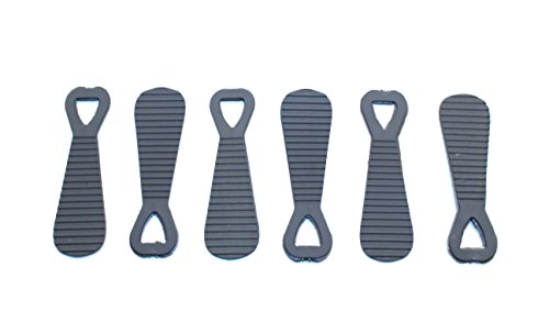Easy Grip Gris Fermetures Éclair X6