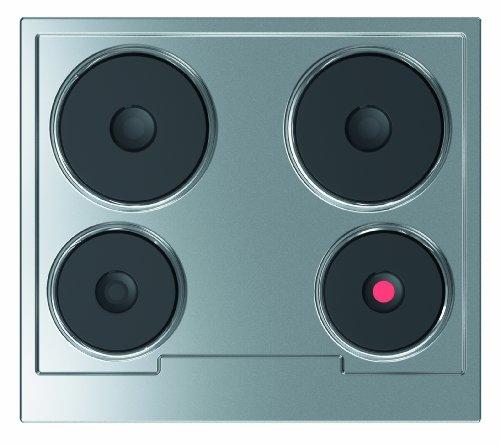 Gorenje ED 60 EX Plaque de cuisson Inox 58 cm / 5500 W (Import Allemagne)