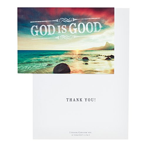 Thank You - Inspirational Boxed Cards - God Is Good Photo #4