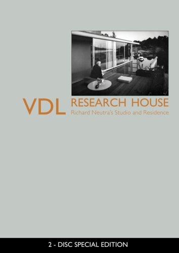 Vdl Research House: Richard Neutra's Studio [DVD]