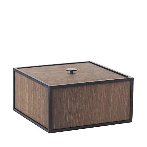 By Lassen Frame Box 20 x 20 cm - Eiche geräuchert