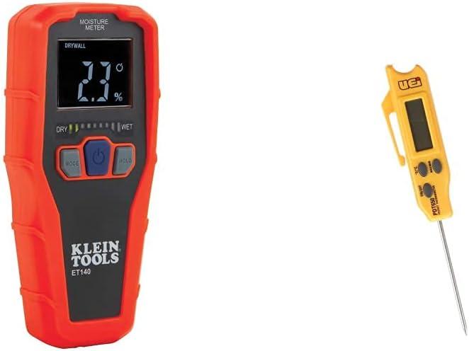 Klein Tools store ET140 Pinless Moisture Meter Moi Non-Destructive online shopping for