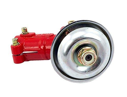 inox_trade_24 ROT Getriebe Winkelgetriebe Motorsense Freischneider 7 Zahn 28mm Rohr