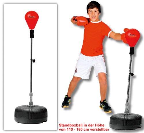 Standboxball - PROFI, aus bestem,widerstandsfähigen Schaumstoff (PU) Ideales Sportgerät für Kinder und Jugendliche ab 6 Jahren