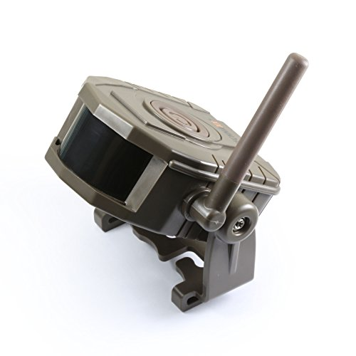 Technaxx Kit de 3 sensores de detección de Movimiento TX-105, Verde/Marrón