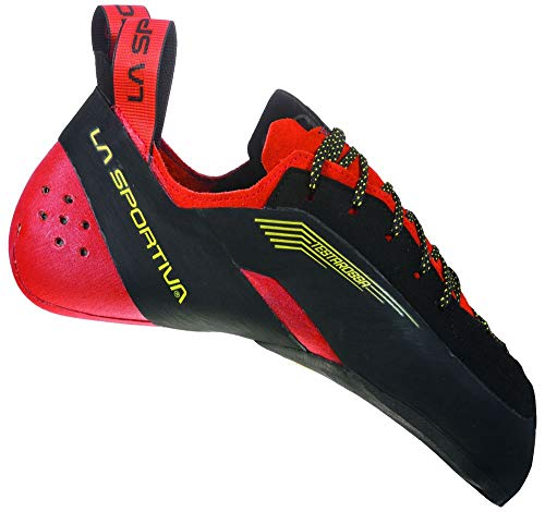 La Sportiva S.p.A. Testarossa Men Größe 44 red/Black