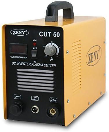 SUPER DEAL CUT50 Plasma Cutter– Best for Low Budget
