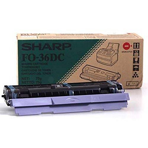 Sharp FO-36DC tóner y cartucho láser–Cartuchos tóner y láser (1pieza (S)) ⭐