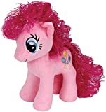 Ty - TY41000 - My Little Pony - Peluche Pinkie Pie 20 cm