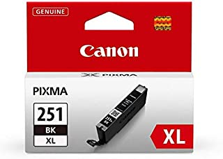 Canon CLI-251XL Black Ink Tank Compatible to MG6320 , IP7220 & MG5420, MX922, MG5520, MG6420, MG7120, iX6820, iP8720, MG7520, MG6620, MG5620